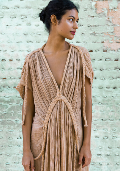 Athena Goddess Gown