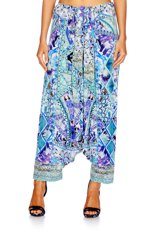 The Blue Market Harem Pants
