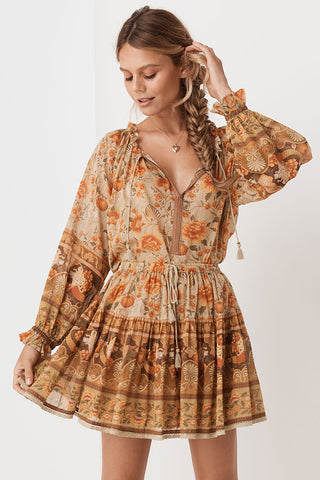 Portobello Road Boho Dress