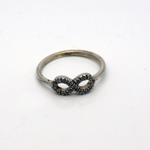 Triband Diamond Ring