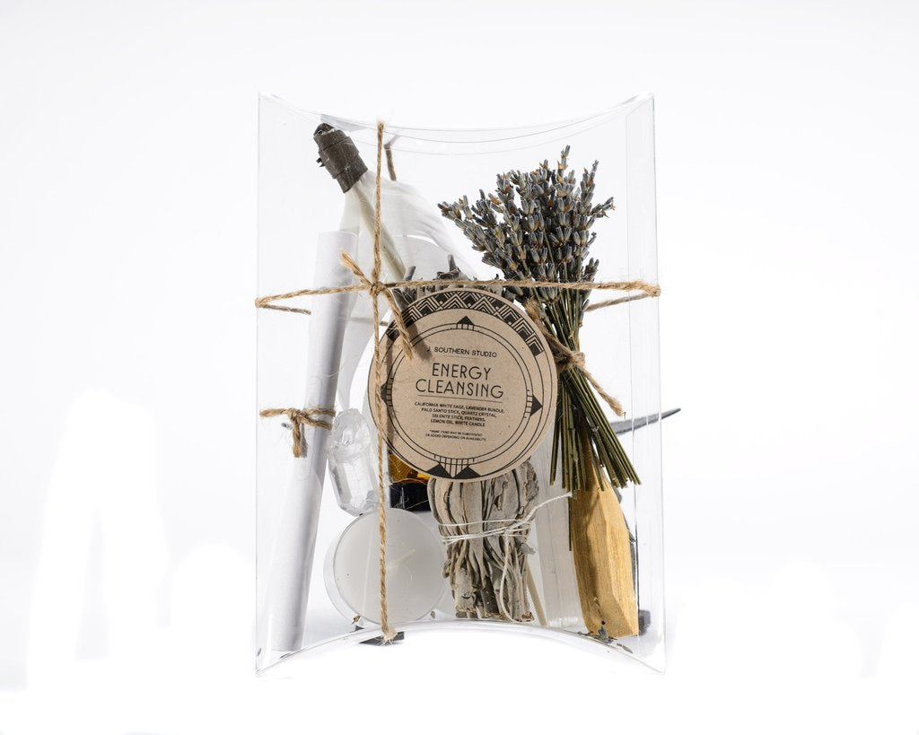 Energy Cleansing Ritual Kit , BOHEME HOME - Moda Boheme