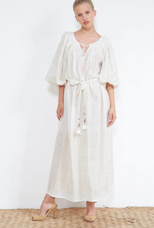 Offrande Dress - Ivory