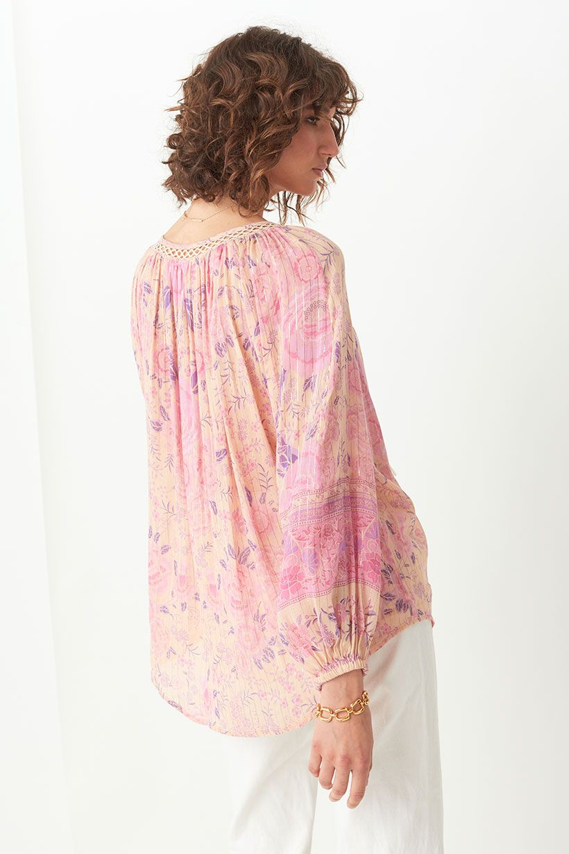 Mystic Blouse - Musk , SPELL & THE GYPSY COLLECTIVE - Moda Boheme