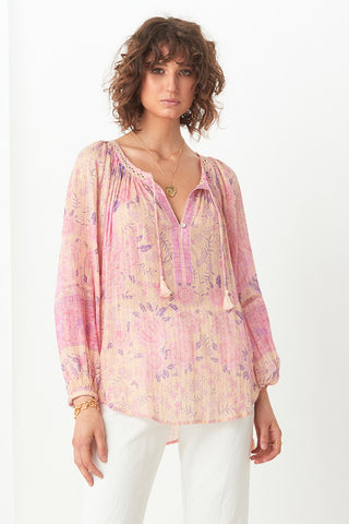 Portobello Road Long Sleeve- Honey Dew