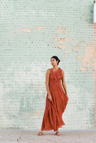 Wildrye Maxi Dress