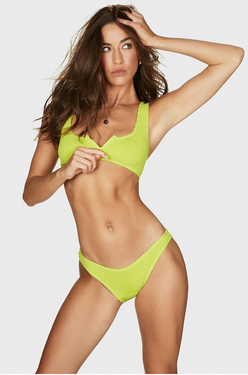 The Sloan Top & The Scene bikini brief - FRESH PRINCE , BOUND - Moda Boheme
