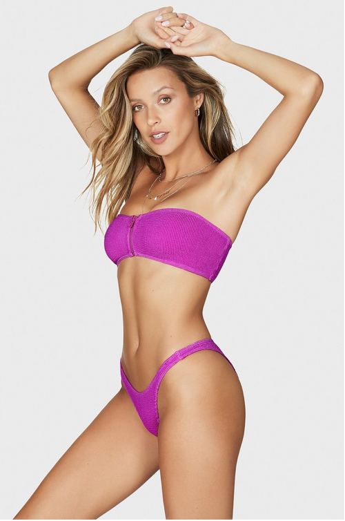 The Shea Top & The Scene bikini brief - CARLTON , BOUND - Moda Boheme