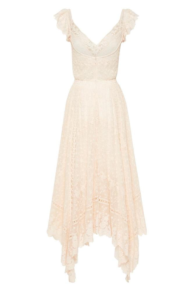 Le Gauze Lace Kerchief Dress , SPELL & THE GYPSY COLLECTIVE - Moda Boheme