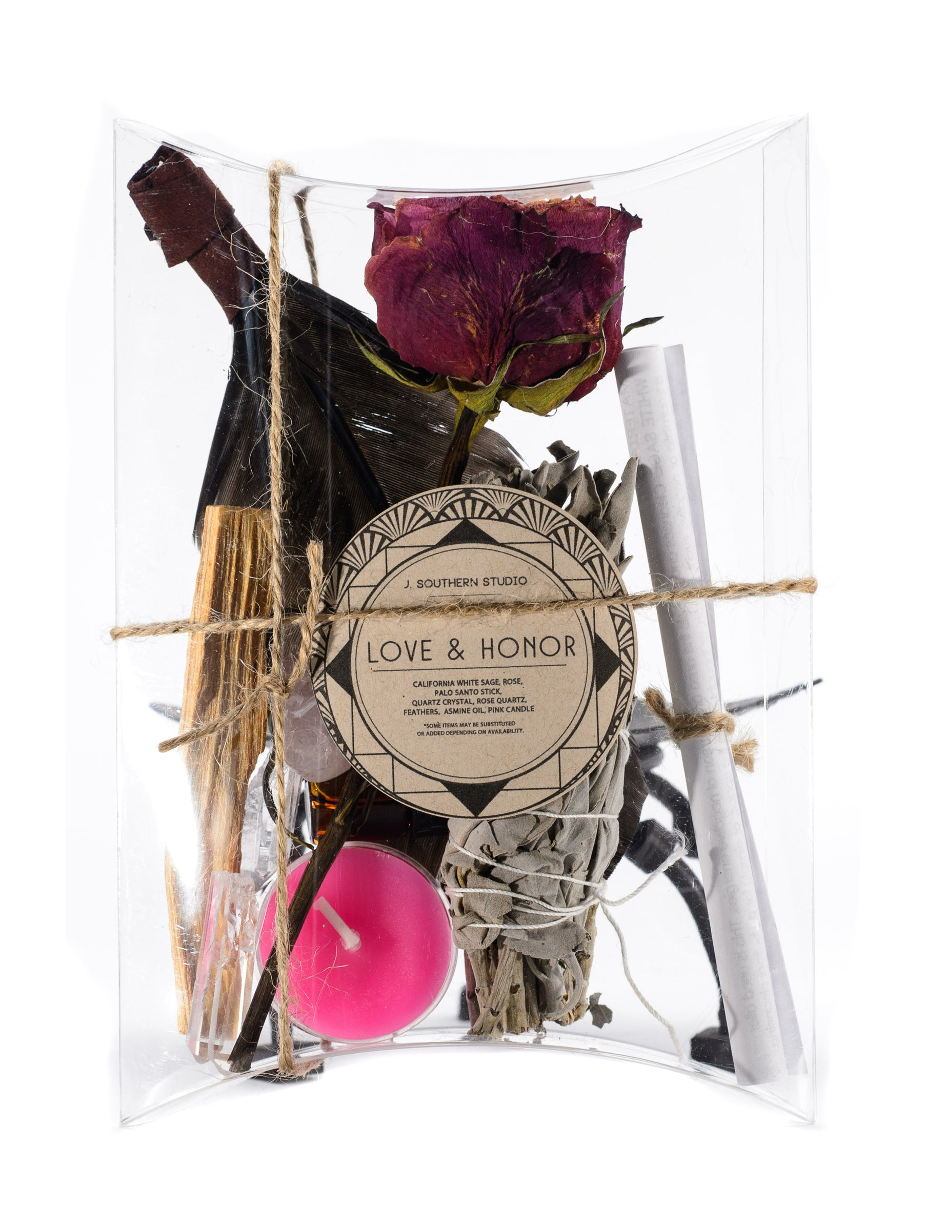 Love & Honor Ritual Kit