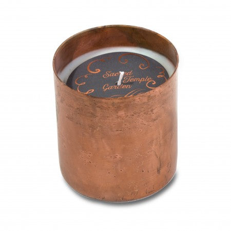 Brass Candle - Ancient Philosophy
