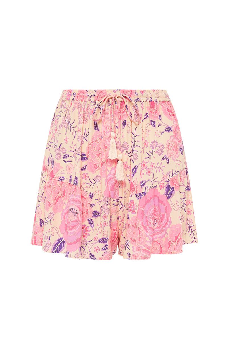 Mystic Flutter Shorts - Musk , SPELL & THE GYPSY COLLECTIVE - Moda Boheme