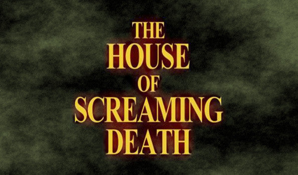 Craig Edwards Actor Film Releases The House Of Screaming Death