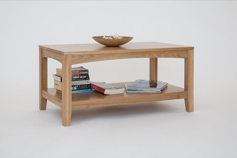 Hereford Oak Coffee Table-EHomewares