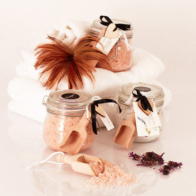 DEAD SEA SALT THERAPEUTIC BATH SALTS - LUXURY Exotic Scents Available!! NEW IN!-EHomewares