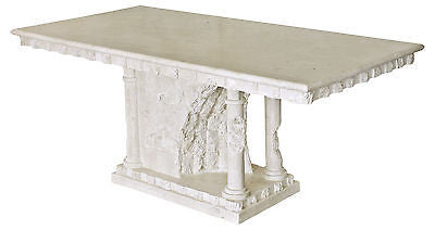 Kitchen & Dining Tables - Bellagio Mactan Stone Dining Table