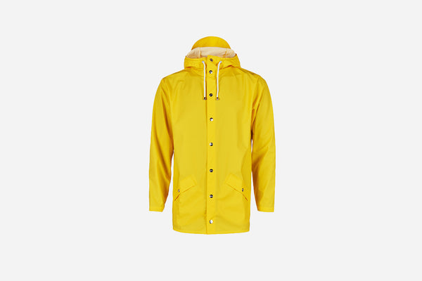 Rains - Jacket Amarillo