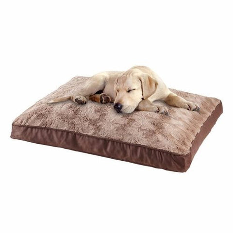 Cama Para Perro Swirl Memory Foam Animal Planet