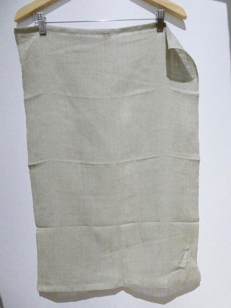 linen tea towel | Heart Ethical