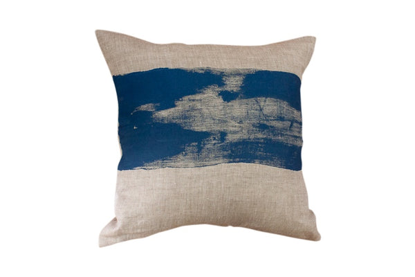 Water to sky cushion
