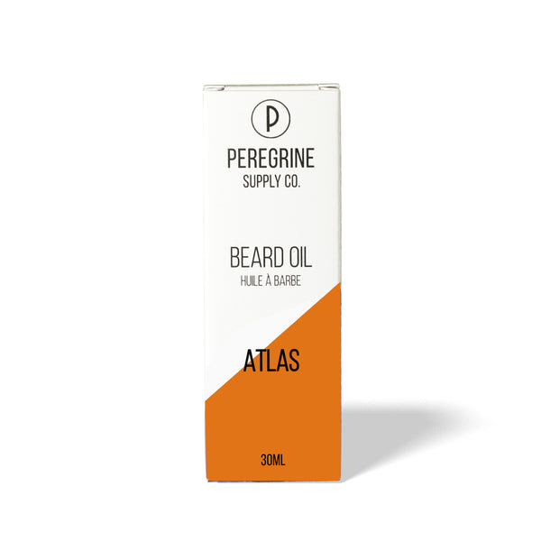 Atlas Beard Oil