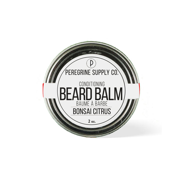 Bonsai Citrus Beard Balm