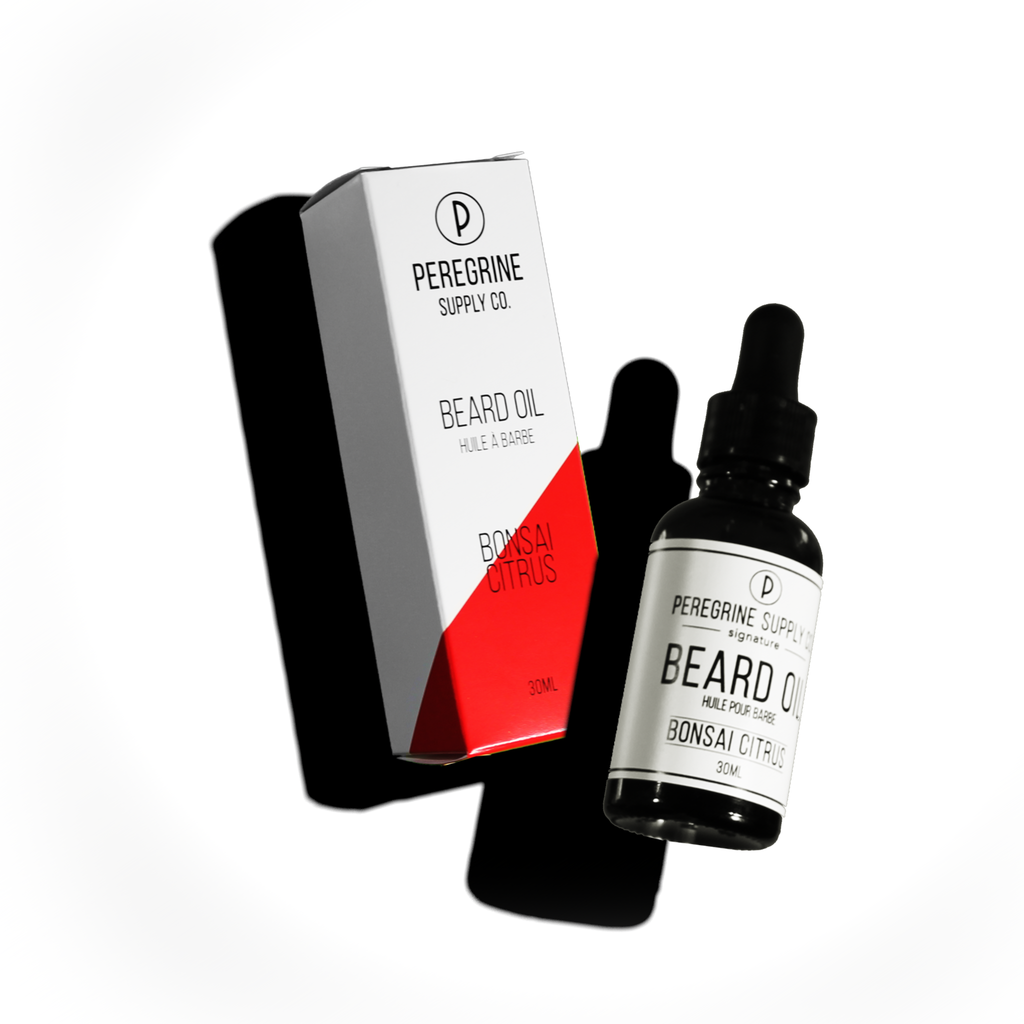 Bonsai Citrus Beard Oil