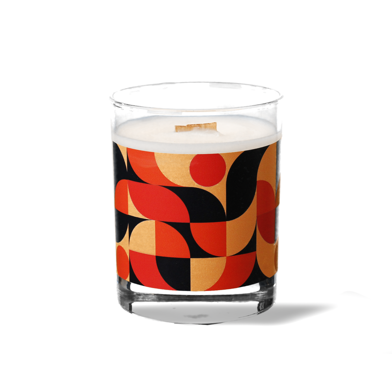 Bonsai Citrus Candle