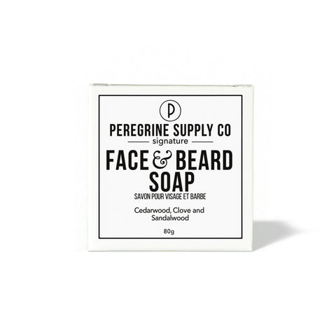 Face and Beard Soap