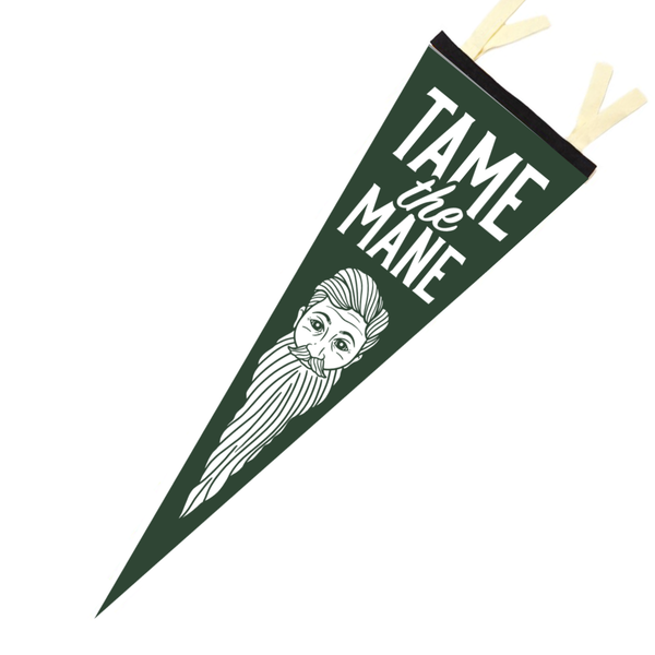 Tame the Mane Pennant