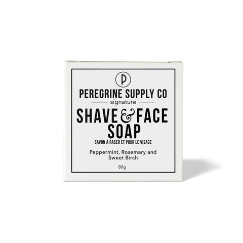 Shave and Face Soap