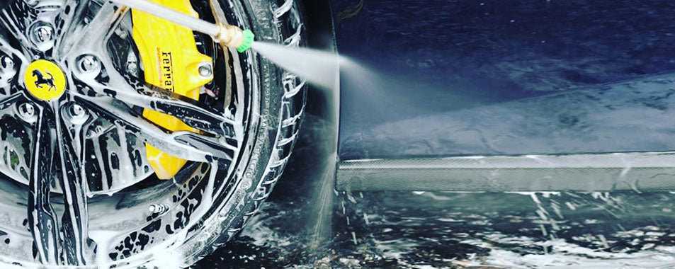 Pressure Washers & Foam Cannons - AutoBuff Car Care