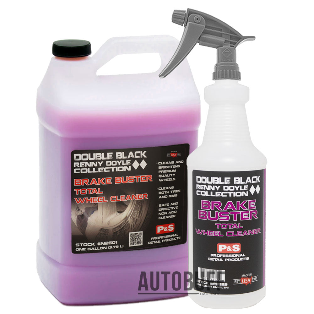 P&S Brake Buster Spray Bottle Kit 3.8L