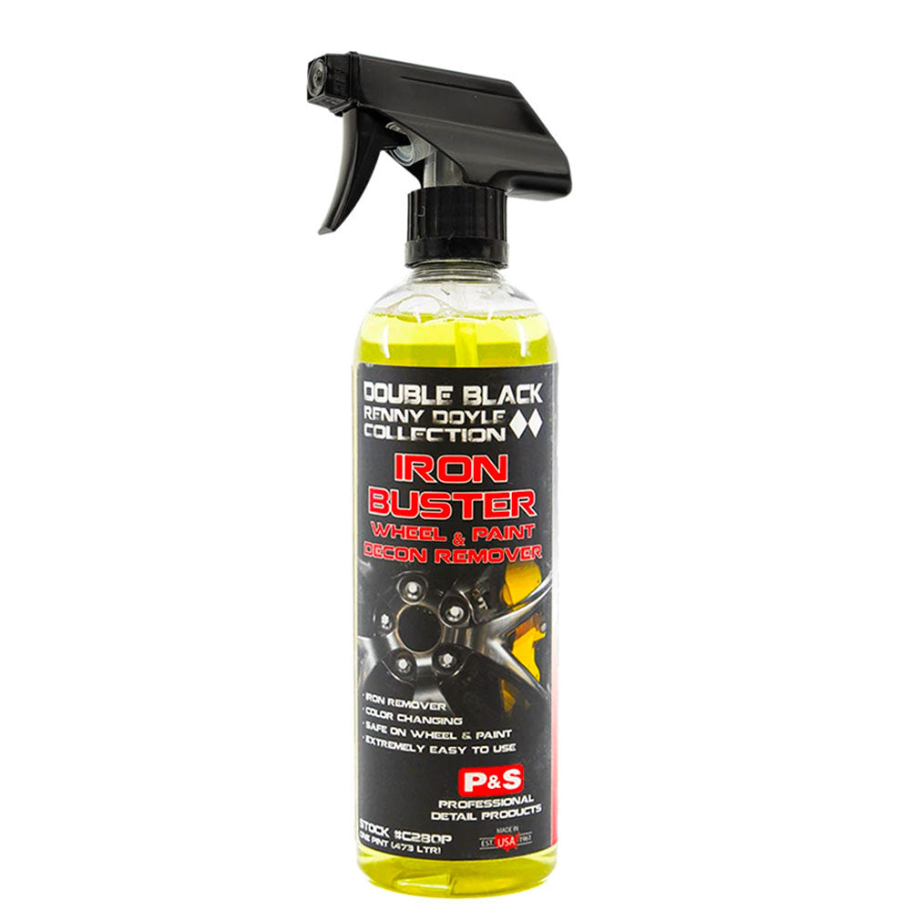 P&S Iron Buster Wheel & Paint Decon Remover 473ml