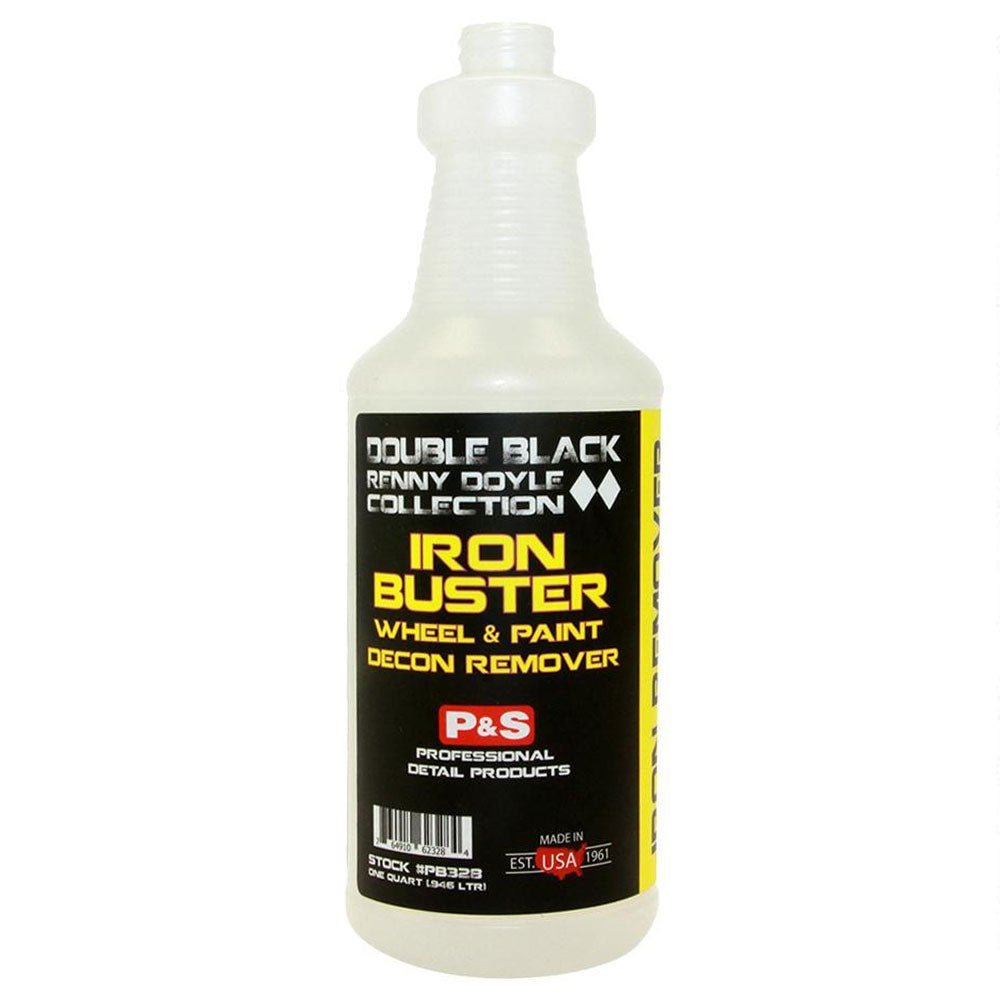 P&S Iron Buster Spray Bottle 945ml
