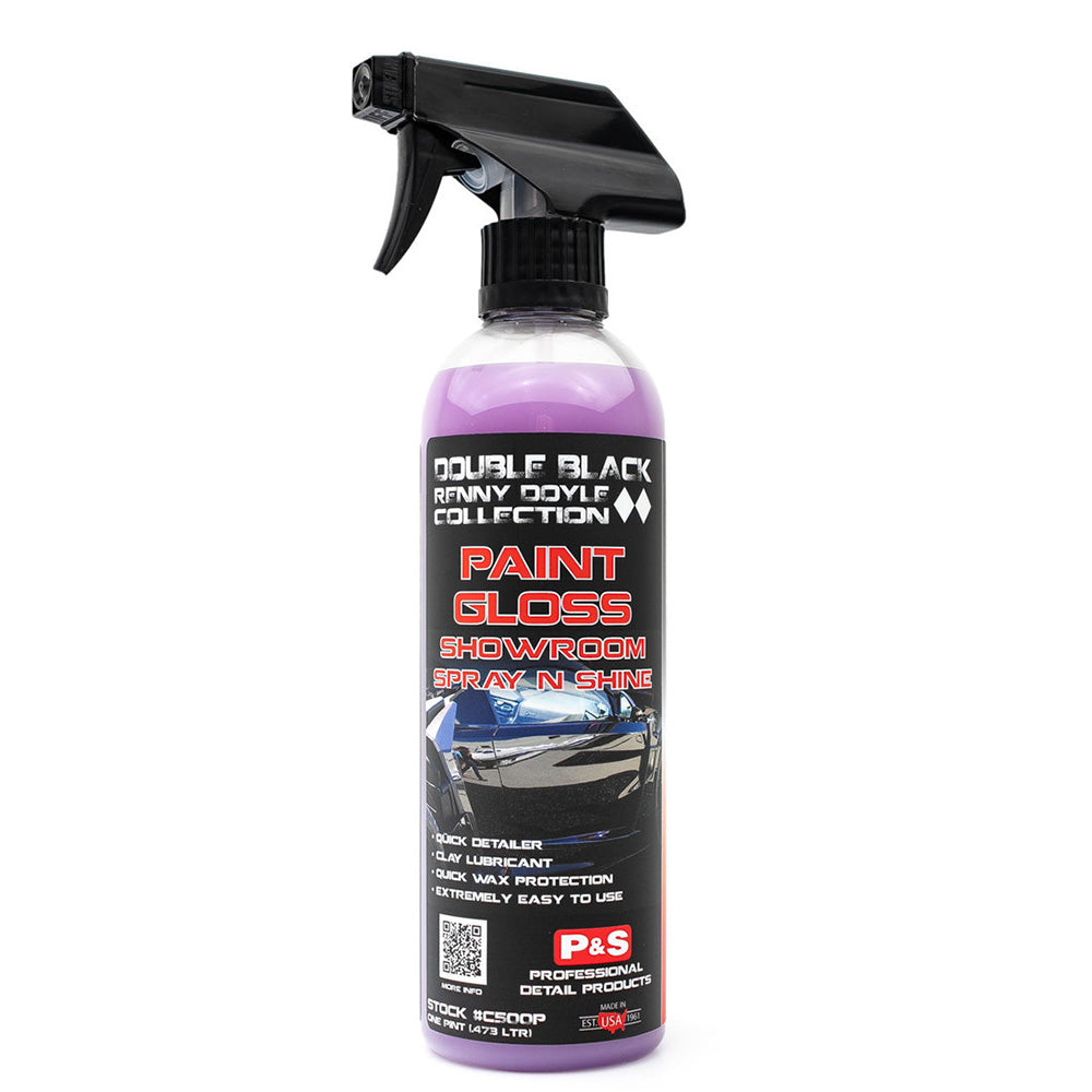 P&S Paint Gloss Spray Shine 473ml