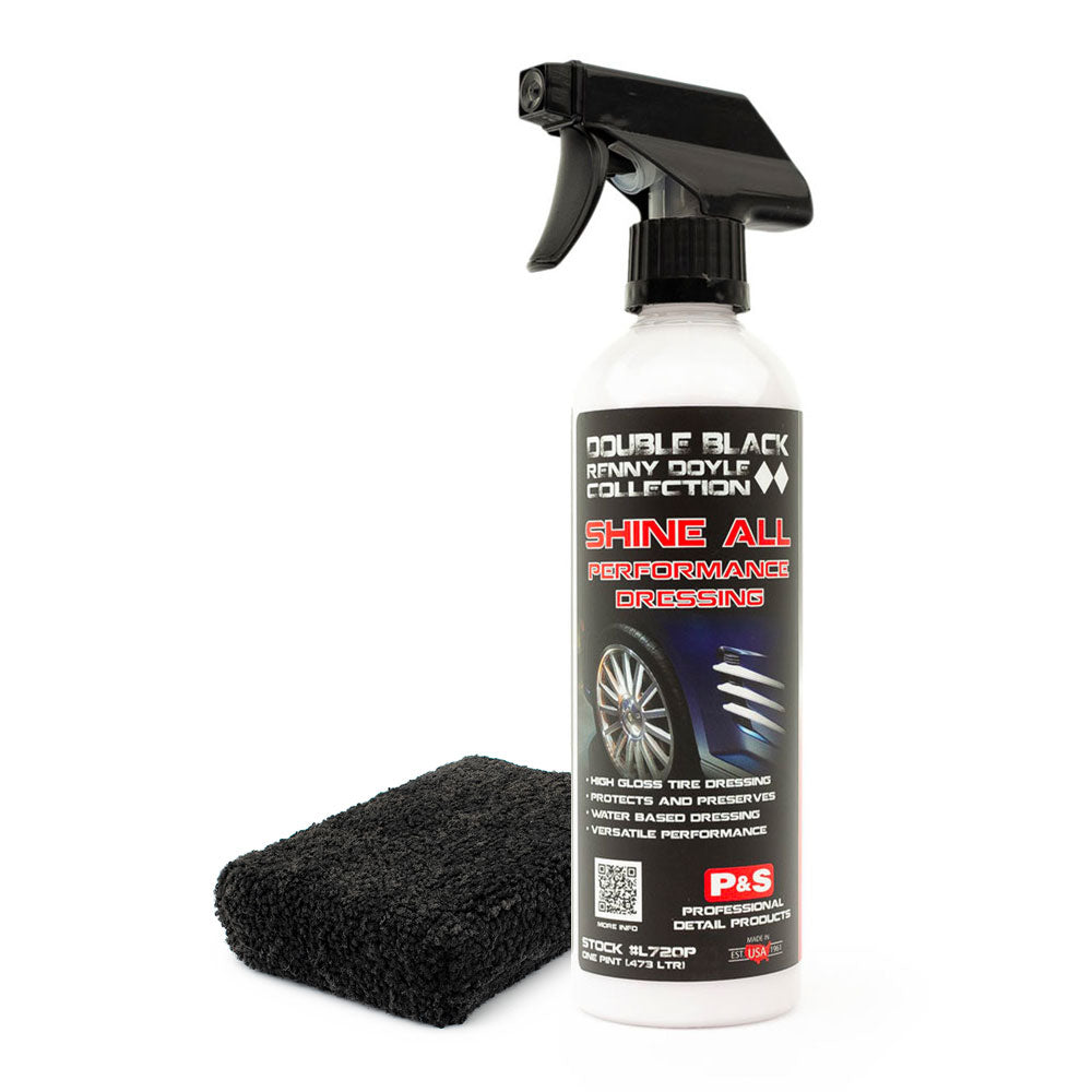 P&S Shine All Performance & Applicator Pad Kit 473ml