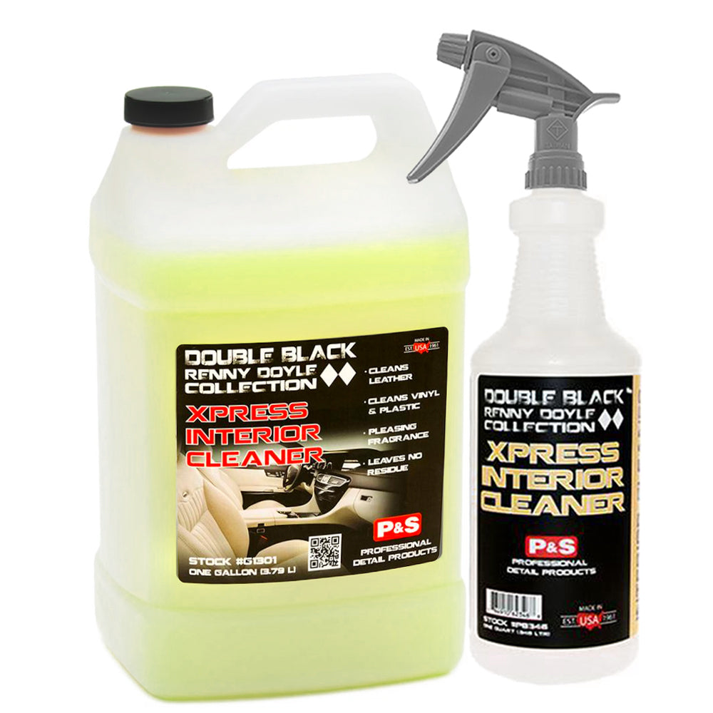 P&S Xpress Interior Cleaner Spray Bottle Kit 3.8L (1GAL)