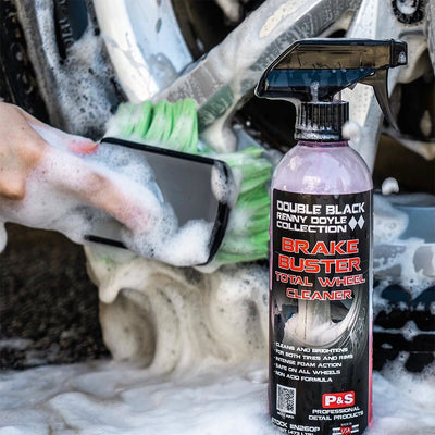 P&S Brake Buster Non Acid Wheel Cleaner 473ml - AutoBuff