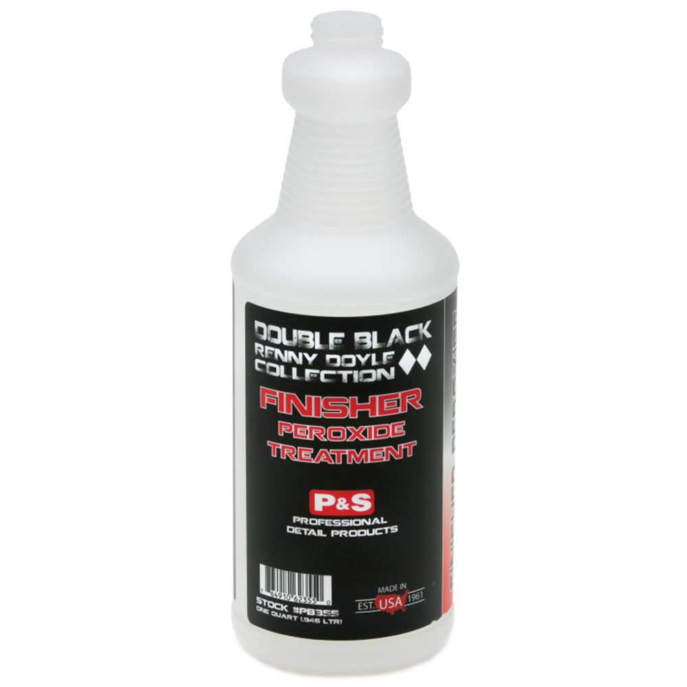 P&S Finisher Peroxide Spray Bottle 945ml