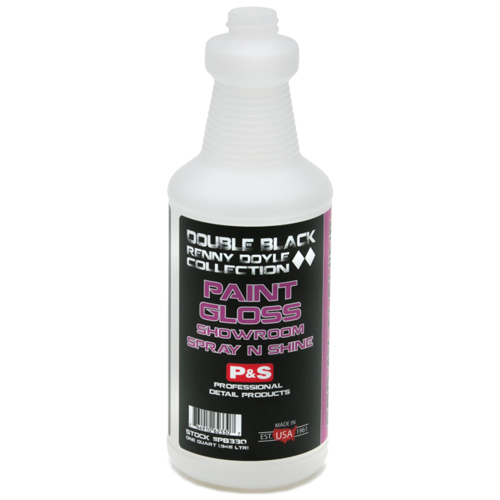 P&S Paint Gloss Spray Bottle 945ml
