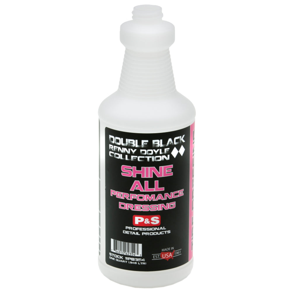 P&S Shine All Performance Spray Bottle 945ml