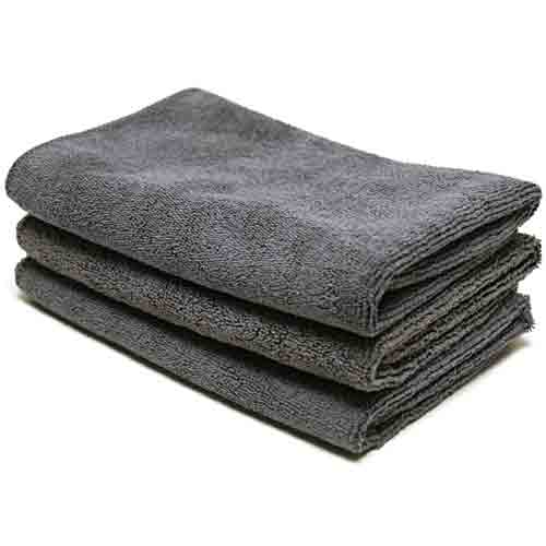 AutoFiber All Purpose Towels 40x40cm Grey 3 Pack