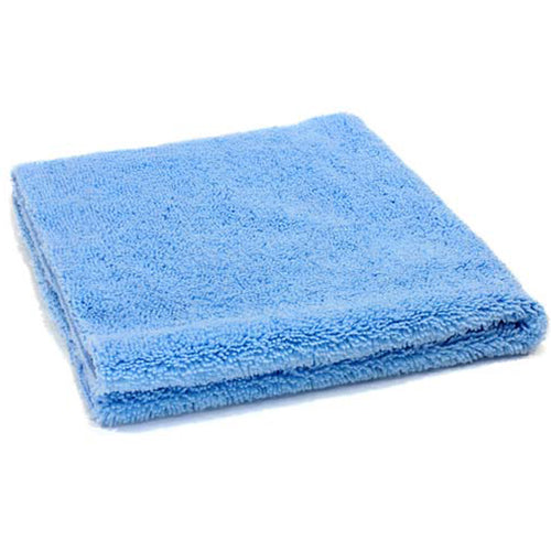 AutoBuff Elite Edgeless Microfibre Towel Blue