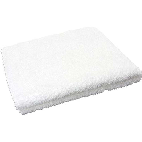 AutoBuff Elite Edgeless Microfibre Towel White