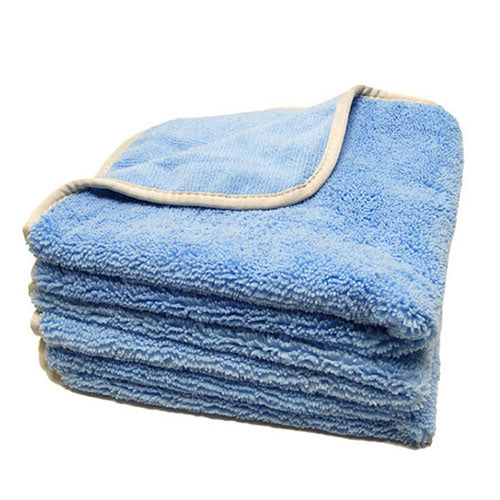 AutoFiber Elite Microfibre Towels 40x40cm Blue 3 Pack