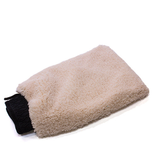 AutoFiber Plush Microfibre Car Wash Mitt