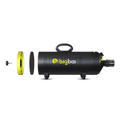 BigBoi BlowR Mini+ Touchless Car Dryer