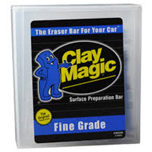 Clay Magic Blue Clay Bar, Fine Grade CM2200