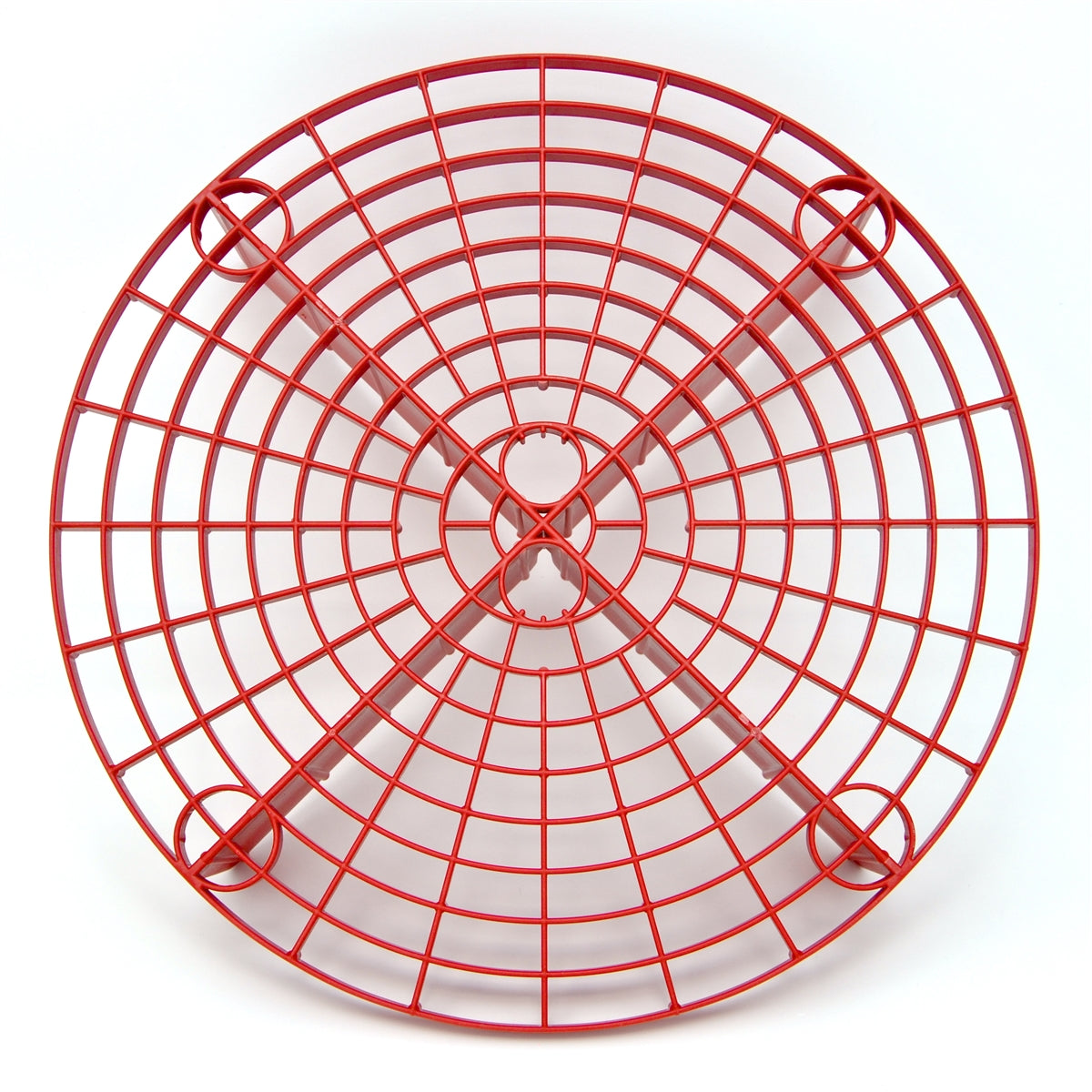 Grit Guard Bucket Insert Red