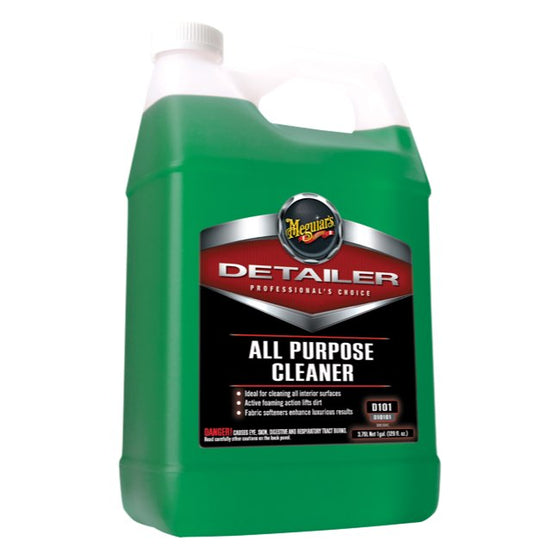 Meguiars All Purpose Cleaner, D10101, 3.8 Litre (1 Gallon)